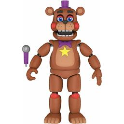 Five Nights at Freddy's (FNAF): Rockstar Freddy Action Figur 13 cm