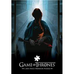 Game Of Thrones: Game of Thrones Premium Puzzle Your Name Will Disappear
