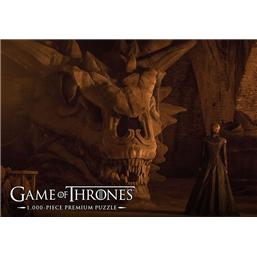 Game of Thrones Premium Puzzle Balerion the Black Dread