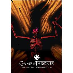 Game of Thrones Premium Puzzle Dracarys!