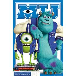 Monsters: Mike & Sully plakat