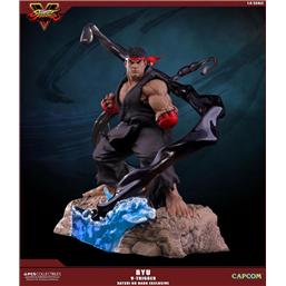Street Fighter: Street Fighter V Statue 1/6 Ryu V-Trigger Satsui no Hado Exclusive 32 cm