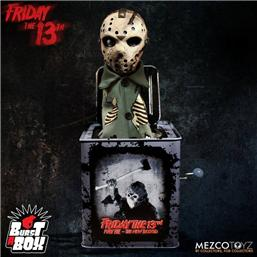 Friday The 13th: Friday the 13th Burst-A-Box Music Box Jason Voorhees 36 cm