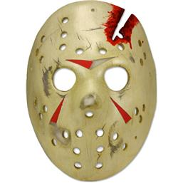 Part 4 - Battle Damaged Jason Voorhees deluxe maske