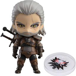The Witcher 3 Wild Hunt Nendoroid Action Figure Geralt - Exclusive 10 cm