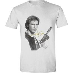 Star Wars T-Shirt Han Solo Portrait