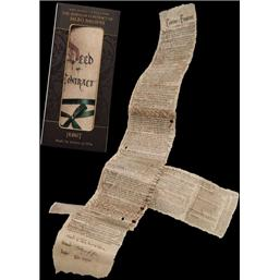 Hobbit: The Hobbit Mini Replica The Burglar Contract of Bilbo Baggins