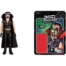 King Diamond: King Diamond ReAction Action Figure King Diamond Classic Edition 10 cm