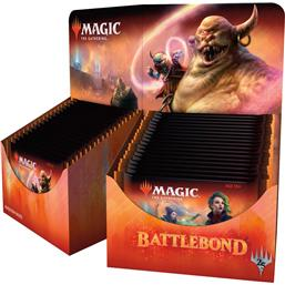 Magic the Gathering: Magic the Gathering Battlebond Booster Display (36) english