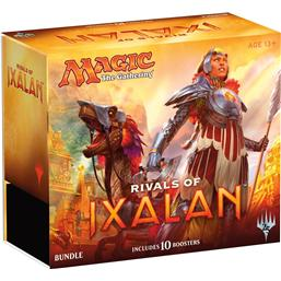 Magic the Gathering: Magic the Gathering Rivals of Ixalan Bundle english