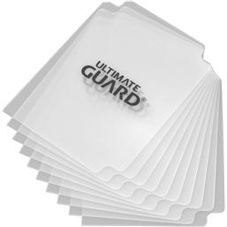 Diverse: Ultimate Guard Card Dividers Standard Size Transparent (10)