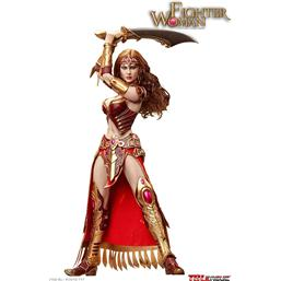 Diverse: Fighter Woman 1/6 Action Figure 30 cm