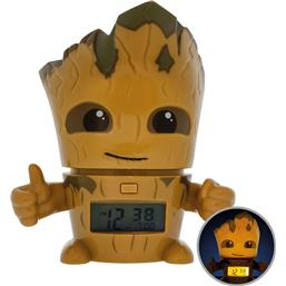 Guardians of the Galaxy: Guardians of the Galaxy Vol. 2 BulbBotz Alarm Clock with Light Groot 14 cm