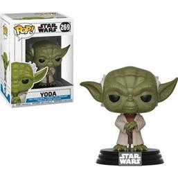 Yoda POP! Star Wars Bobble-Head (#269)