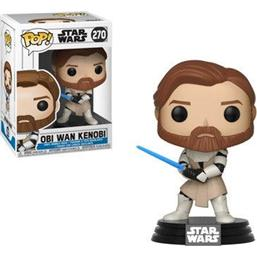 Obi Wan Kenobi POP! Star Wars Bobble-Head (#270)