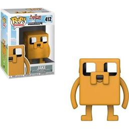 Adventure Time: Jake POP! Television Vinyl Figur (#412)