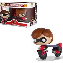 Elastigirl on Elasticycle POP! Rides Vinyl Figur (#45)