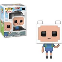 Adventure Time: Finn POP! Television Vinyl Figur (#411)