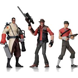 Team Fortress: Team Fortress 2 Action Figures 18 cm Serie 4 RED