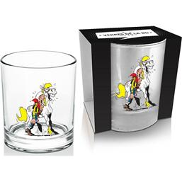 Lucky Luke: Lucky Luke Whisky Glass Luke & Jolly Jumper #2