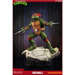 Teenage Mutant Ninja Turtles: Teenage Mutant Ninja Turtles Statue 1/4 Raphael 53 cm