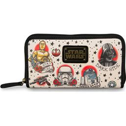 Star Wars: Star Wars by Loungefly Wallet Tattoo Flash Print
