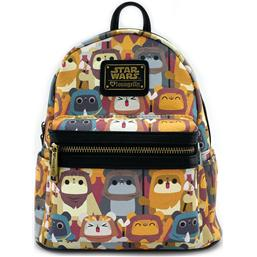 Star Wars by Loungefly Backpack Ewok AOP