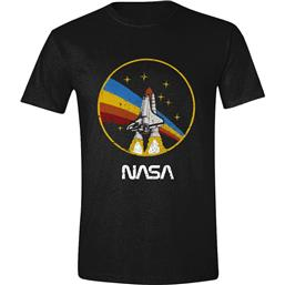 NASA: NASA T-Shirt Rocket Circle