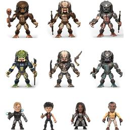 Predator: Predator Action Vinyl Mini Figures 8 cm