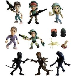 Aliens Action Vinyl Mini Figures 8 cm
