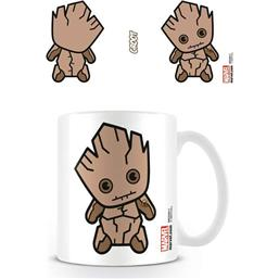 Guardians of the Galaxy: Marvel Comics Mug Kawaii Groot