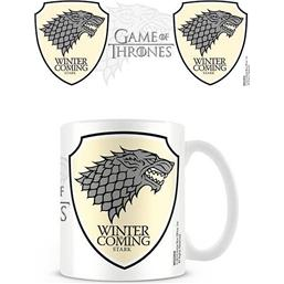 Game Of Thrones: Game of Thrones Mug Stark