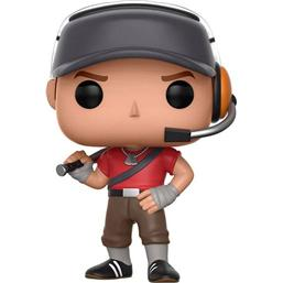 Team Fortress: Team Fortress 2 POP! Games Vinyl Figure Scout (#247)