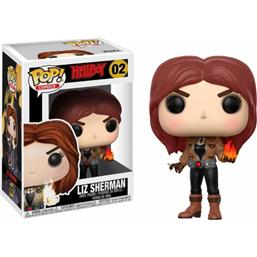 Liz Sherman POP! Movies Vinyl Figur (#02)