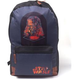 Star Wars Canvas Backpack Darth Vader Placement