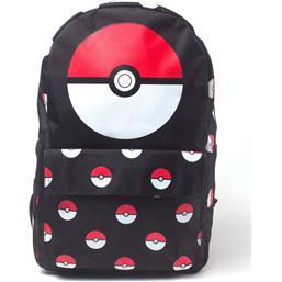 Pokémon: Pokémon Backpack Pokeball AOP