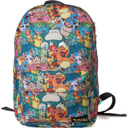 Pokémon: Pokémon Backpack Characters