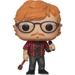 Ed Sheeran: Ed Sheeran POP! Rocks Vinyl Figur (#76)