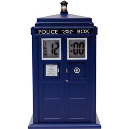 Doctor Who: Tardis Alarm Clock with Projector