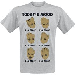 Groot Todays Mood T-Shirt