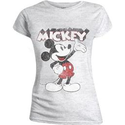 Mickey Mouse Ladies T-Shirt Present (damemodel)