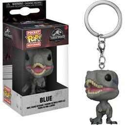 Blue Pocket POP! Vinyl Nøglering