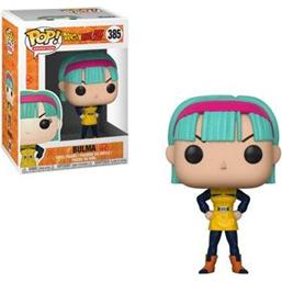 Dragonball Z: Bulma (YW) POP! Animation Vinyl Figur (#385)