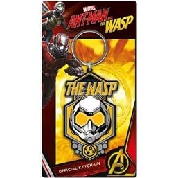Marvel: The Wasp Rubber Keychain