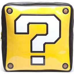 Nintendo: Nintendo Backpack Question Mark Box Shaped