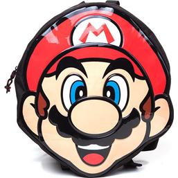 Nintendo Backpack Mario Shaped