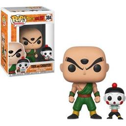 Dragonball Z: Tien Shinhan & Chiaotzu POP! Animation Vinyl Figur (#384)