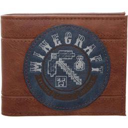 Minecraft: Minecraft Bifold Wallet Minecraft Adventure