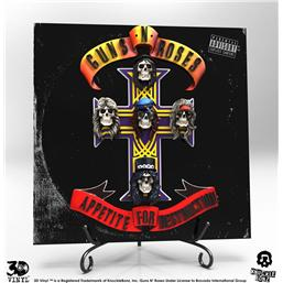 Guns N' Roses: Guns n' Roses 3D Vinyl Statue Appetite for Destruction 30 cm