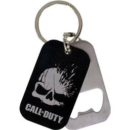 Call Of Duty: Call of Duty Keychain with Bottle Opener Dog Tag